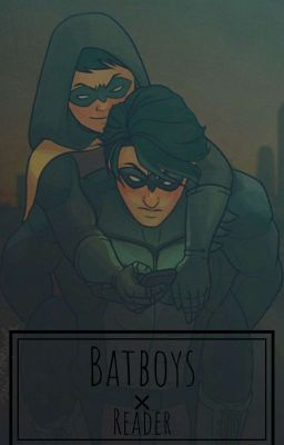Bat family X reader oneshots/preferences - Baku-go-away