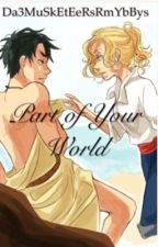 Part of your world (Percabeth) by Da3MuSkEtEeRsRmYbBys