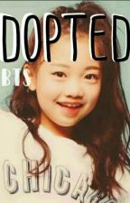 Adopted By BTS 《BTS × Child Reader》[on Hold] by Raechie_Na