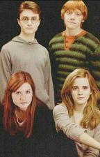 Harry Potter E La Ragazza Misteriosa  by figlia_di_Ares05