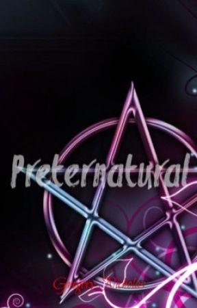 Preternatural by NicklausGreg