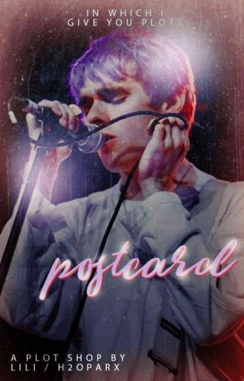 POSTCARD || plot shop