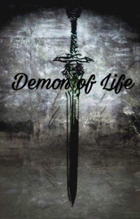 Demon of Life  by JFeron