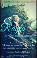 Rayla a mãe dos dragões by yoranaeyonara