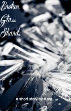 Broken Glass Shards by Karabear_96