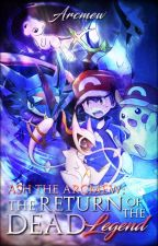 "Ash the Arcmew: The return of the ""Dead"" legend (Discontinued)(adopted)  by EonBlue03"