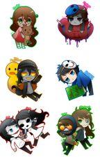 Creepypasta Zodiacs  ♡*:・。. by FizzAmphia