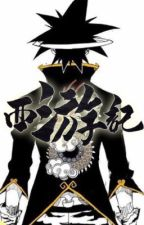 西游记:悟空伝説 - Saiyuki: Wukong Densetsu by jokersHearts
