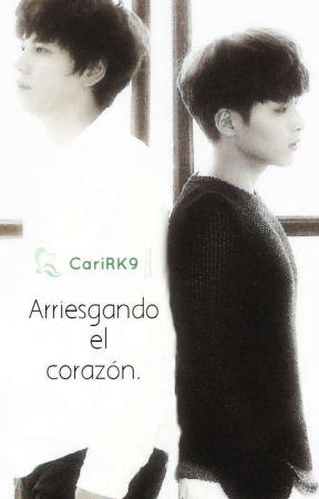 Arriesgando el Corazón.  by CaroleinLandaeta