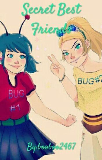 Secret Best Friends, Marinette and Chloe - kookieisfav - Wattpad