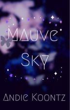 Mauve Sky by CCCherryBlossom