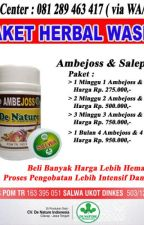 Obat Herbal Ambeien Ambejoss by ambejoss