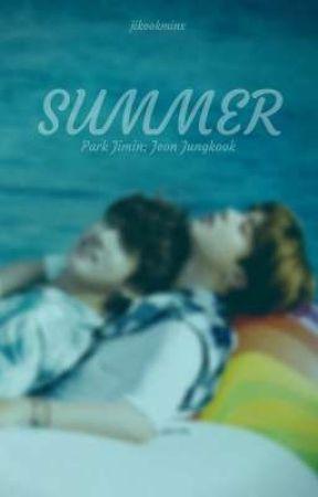 SUMMER; jikook by jikookminx