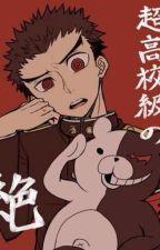 Super High School Level Misdirective Compass - Mastermind! Ishimaru x Mondo by StarryOfThy