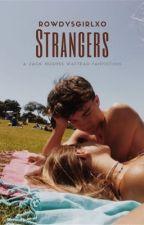 Strangers || j.h. by rowdysgirlxo