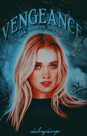 Vengeance ☾ Teen Wolf by chelraychicago