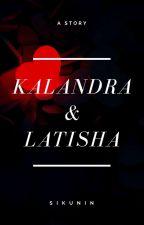 Kalandra & Latisha by Sikunin