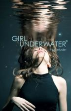 Girl Underwater by -inquietude-