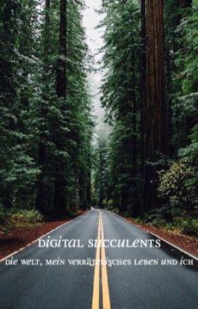 digital succulents by gefailt