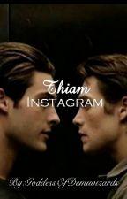 Instagram ~ Thiam by babyninjawolf