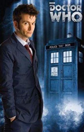 Doctor Who - Fan Fiction by DanielJackson109