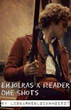 Enjolras X Reader One Shots by LesNarwenLockWho2507