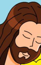 God x Jesus x Satan by Gumizydisshit