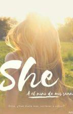 She  by AntoAcevedo21