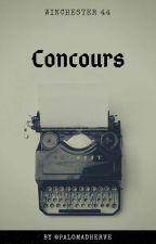 Concours Wattpad       ///OUVERT//// by Palomadherve