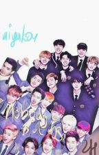 Nobody but Us [EXO X BTS]  by Aiyakou