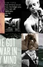 There's A War In My Mind (A Riker Lynch Fanfic) by ayesammybaby