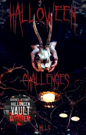 Halloween Challenges by JMills_
