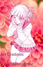 ♥︎Art Contests♥︎ by Ricecakesupreme