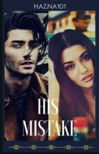 His Mistake. by hazna101