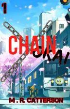 Chain Yokai: Book 1. The Hunter by MR_Catterson