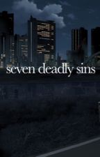 Seven Deadly Sins |NCT Dream| by psychotickook