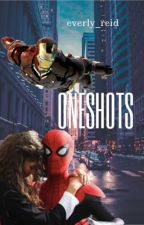 Peter+Michelle/Irondad Oneshots by Marvel_Girl_05