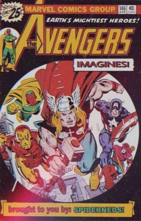 Marvel Imagines I by spiderneds