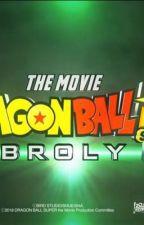 Ngọc rồng siêu cấp:Broly(Dragon Ball Super:Broly) by duongtrandeptong738