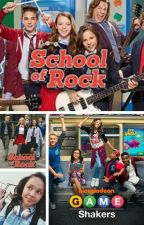 Discovered Secrets (School of Rock / Game Shakers) by tigerdomteur