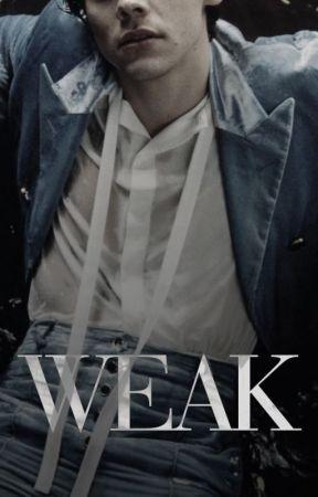 WEAK // (Harry Styles) by TheasWriting