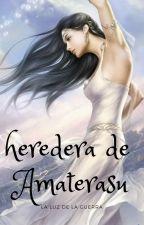 heredera de Amaterasu by sarayastri