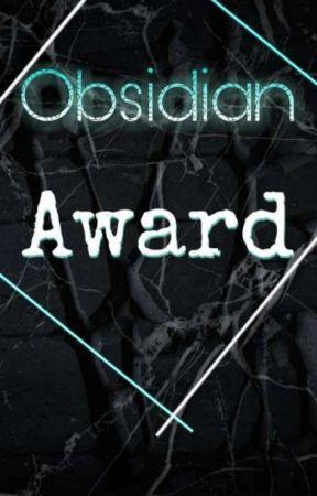 ObsidianAward 2018/19 [CLOSED] by ObsidianAward
