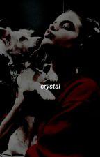 CRYSTAL ↠ j. frost by AnthiaKay