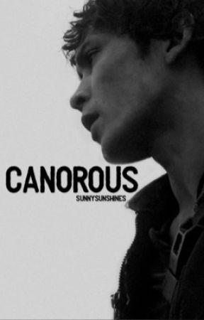 Canorous {B.B.} by sunnysunshines