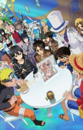 The anime multiverse! (Male reader x Anime universe) by HalosDestiny117