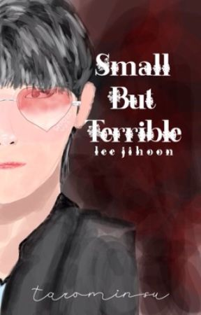 small but terrible ⥄ woozi |  ✔︎  by jasleiine