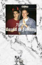 David & Johnny 《JYATT》 by -Aestheticscheese-