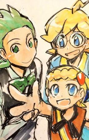 Sibling Love [Pokemon Addition] by Fandomz_Fangirl