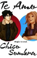 Te amo chico sombra (fanfic Nico Di Angelo) by -mxgicpoison